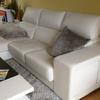 Tapizar sofá de cuero con chaise longue