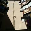 Soldar tubería de gas en fachada  para llevar a terraza