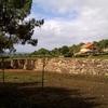 Restaurar muro antiguo de piedra seca