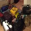Transporte de maletas