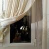 Nuevas cortinas salon