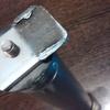 Soldar placa metalica a somier