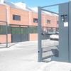 Cambiar bombines de puertas peatonales de urbanización