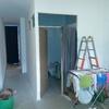 Finalizar peq obra habitación interior, madera y pladur