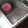 Quitar pila de obra para poner lavadora