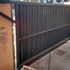 Istalacion sistema para apertura/cierre puerta corredera garaje