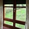 Lacado de puertas y ventanas en blanco