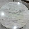 Base redonda de marmol
