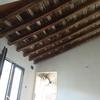 Colocar pladur en techo antiguo de madera