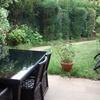 Rediseño de area de jardin y porche de vivienda adosada