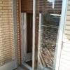 Sustitución puerta terraza