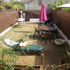 Hormigonar jardin
