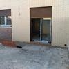 Solera de hormigón (acabado fratasado) de 15 cms en patio trasero de 32 m2