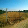 Cerrar parcela en el campo