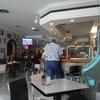 Reformar cafetería