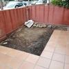 Reformar patio delantero de 15 m2
