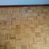 Arreglar parquet habitación