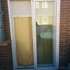 Instalación de reja para puerta