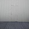 Reparación puerta metálica