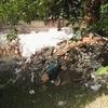 Retirada de escombros con máquina