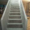 Pavimentar escaleras garaje en gres