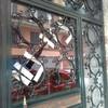 Cambio de cristal en puerta de portal