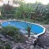 Reforma de piscina abandonada en casa particular