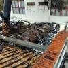 Derribo y reforma por incendio