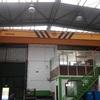 Construcción de una segunda planta en un taller para almacenar materia prima y ubicar maquinas (sierras)