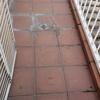 Reparar aislamiento suelo terraza