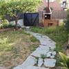 Cambiar sentido apertura puerta metálica jardín