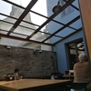 Techo acrisalado en terraza