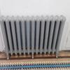 Pintar ocho radiadores de hierro fundido