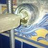 Sustitución de plato de ducha y grifo