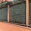 Pintar valla exterior metálica