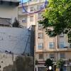 Rehabilitar fachada particular en finca