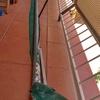 Sustitución lona de toldo en terraza