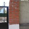 Reparacion muro exterior de ladrillo visto