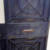 Quitar buzon de puerta metalica / hierro