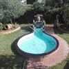 Recubrimiento o ampliación de piscina pequeña