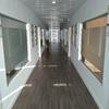 Pintar paredes pasillo oficina