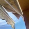 Reparar tela toldo por ventada