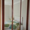 Lacar de blanco 2 armarios empotrados con espejos