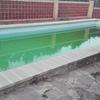 Reforma piscina, colocación pavimento y cuarto depuradora