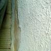 Cambiar canalón y pintar fachada