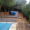 Solar zona alrededor piscina