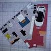 Conversión garaje subterráneo en vivienda unifamiliar en parte de garaje y zona habitable