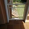 Sustitución barandilla metálica balcón