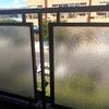Cambiar rejas por ladrillo en balcón