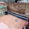 Reparar gotera en terraza con sumidero